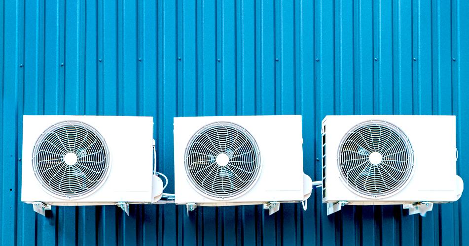 energía eólica molinos