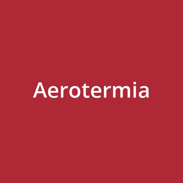 Aerotermia descripción texto