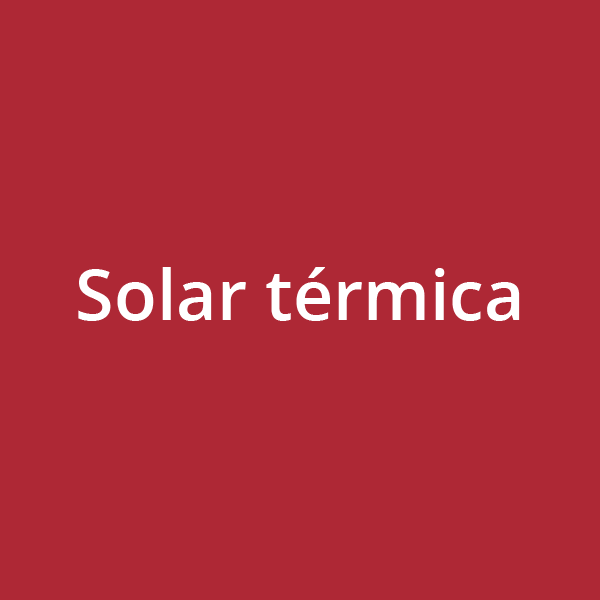 solar térmica descripción texto